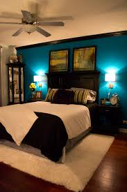 teal and brown bedroom decor home improvement gallery bedroom