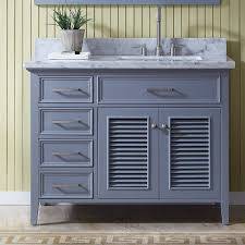 beachcrest home griffith right offset 43 single bathroom vanity