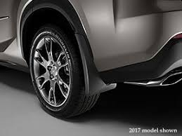 find all the available accessories for your lexus nx hybrid from