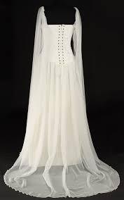 elvish style wedding dresses elven style wedding gown the