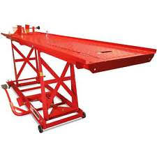 motorcycle lift table plans hydraulic motorcycle lift table plans ebay