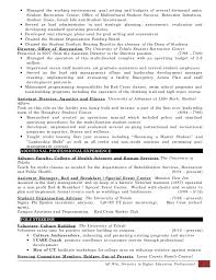 Sample Ses Resume by Free Sample College Admission Ses Resume Writing Service