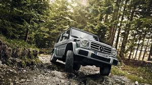 mercedes g class the very special mercedes benz g class limited edition