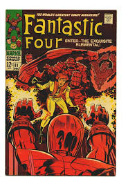 457 fantastic covers images comic books