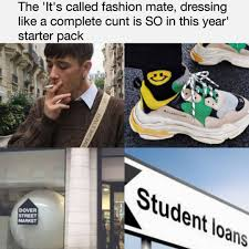 I Know Some Of These Words Meme - poundland bandit is the meme maker deconstructing london s style tribes