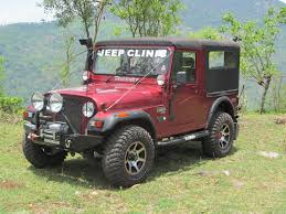modified mahindra jeep mahindra thar u0027s photos and pictures