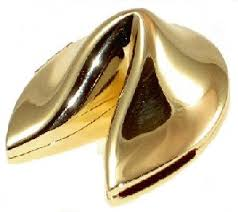 silver fortune cookie gift silver plated fortune cookie andgold plated fortune cookie box