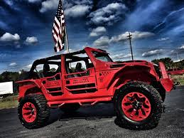 turbo jeep wrangler 2016 jeep wrangler unlimited el diablo turbo rubicon 38s 440hp