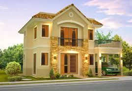 2 story house designs extremely creative two storey house design with terrace