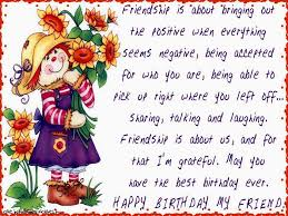 list happy birthday friend part 1 birthday wishes for best