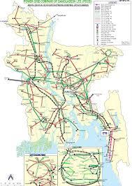 Map Of Bangladesh Bangladesh 2016