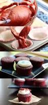 red velvet cupcakes chocolate hits