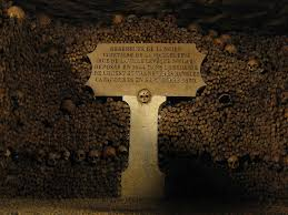 Ancient Origins Of Halloween Beneath Paris U0027 City Streets There U0027s An Empire Of Death Waiting