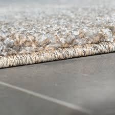 Wohnzimmer Grau Creme Teppich Modern Wohnzimmer Webteppich Modern Style Bordüre Meliert