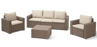 Jysk Patio Furniture Loungeset Lounge Sets Allibert