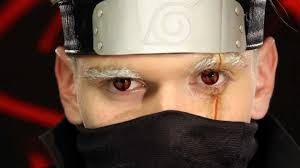 kakashi contact lenses sharingan cosplay sharingan naruto