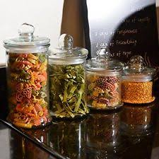 4 Piece Kitchen Canister Sets by Anchor Hocking Kitchen Canister Sets Ebay
