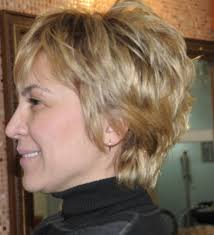 haircuts with bangs for middle age women layered hairstyles for thick wavy hair