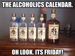 Alcoholism Meme - when did it become cool to be an alcoholic nonsense shenanigans