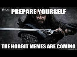 The Hobbit Meme - the hobbit funny meme compilation youtube