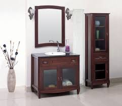 Bathroom Vanity With Side Cabinet Lineaaqua Bathroom Furniture Bathroom Vanities Lineaaqua Victory