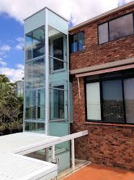 can lift shop provide a glass shaft custom glass elevators