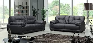 Leather Sofa Suite Deals Sofa Mesmerizing Black Leather Sofa Sets 2 1 Black Leather Sofa