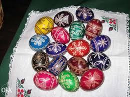 pisanki the decorated easter eggs in poland lamus dworski