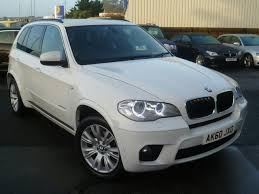 2010 bmw x5 diesel used bmw x5 2010 diesel xdrive30d m sport 5dr 4x4 white edition