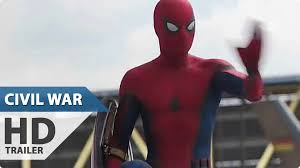 captain america 3 civil war new tv spot spider man arrives 2016