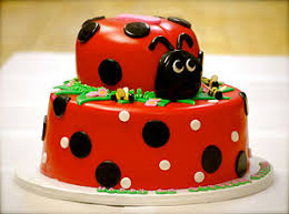 cake online from the solvang bakery lady bug cakes specialty