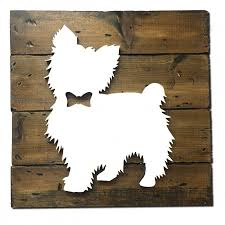 customized plaques with photo harbinger laser rustic dog breed plaques