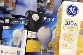 general electric wants out of the lightbulb business wsj