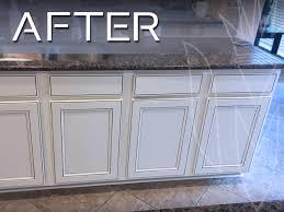 painting kitchen cabinets antique white glaze professional cabinet finisher providing cabinet finishing