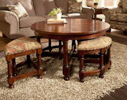 Coffee Table Storage by Furniture Coffee Table With Stools Underneath Ashley Coffee