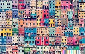 painted houses painted houses italian wallpaper krm 025w designer wallcoverings