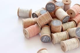 ribbon spools abc carpet and home nyc studio carta
