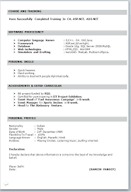 resume format free in ms word word format of resume vaytieudungtinchap info
