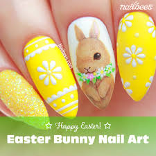 easter easter bunny easter bunny nail nailbees