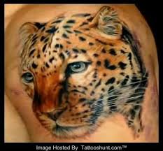 leopard tattoos and designs page 54