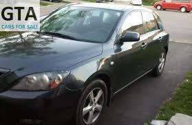 lexus suv for sale in gta gta cars for sale 2009 mazda 3 hatchback