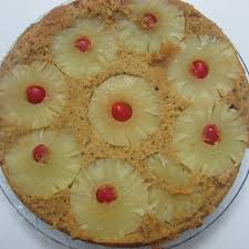 easy children recipes eggless pineapple upside down cake