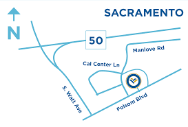 Sacramento Light Rail Schedule Carrington College Sacramento California Campus
