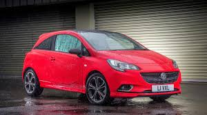vauxhall red 2017 vauxhall corsa review
