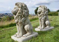 lion statues for sale lion statue ebay