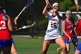 lacrosse halloween costume summit girls lacrosse opens state playoffs by walloping lenape