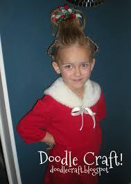 cindy loo hoo halloween costumes doodlecraft cindy lou who hairdo