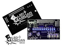 led magician led chaser sequencer running lights modules