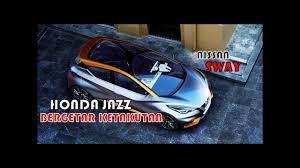 make honda jazz shaking u0027 u0027 nissan sway u0027 u0027 floating roof youtube