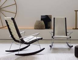 Rocking Chair Recliner For Nursery by Furniture Modern Rocking Chair For Nursery With Fabric On Cozy
